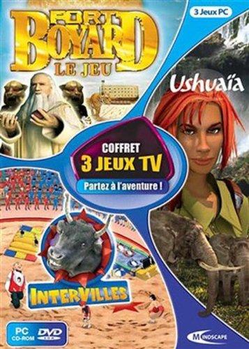 Jeux télé : partez a l'aventure - coffret 3 jeux [Importación francesa]