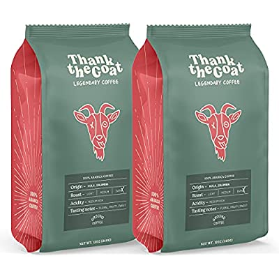 Thank the Goat Award Winning Coffee - Premium A...