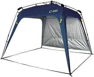 ワンタッチタープ 2.5m UVカット 遮熱 アウトドア タープテント フラップ付き QC-TP250 クイックキャンプ