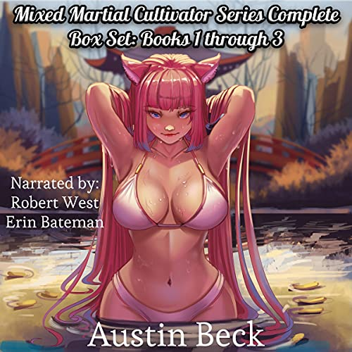Mixed Martial Cultivator Series Complete Box Set cover art