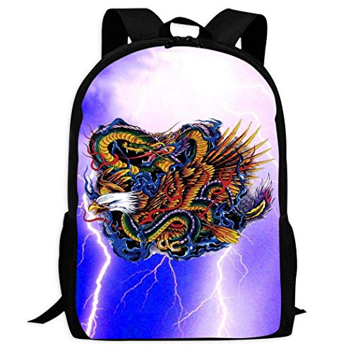 shenguang Street Graffiti 3D Print Lightweight Backpacks Casual School Bags Daypacks