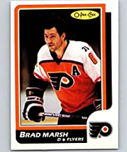 1986-87 O-Pee-Chee #175 Brad Marsh Flyers NHL Hockey