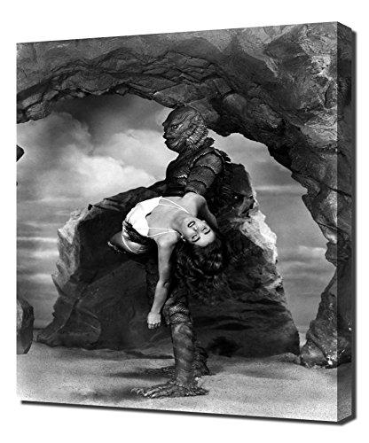 Adams, Julie (Creature From the Black Lagoon)06 - Impresión En Lienzo
