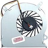 Ventilador compatible con MSI GE60 2OE-003US, GE60-i547W7H, GE60-i760M245FD