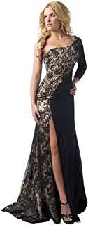 Women Formal Wedding Bridesmaid Long Ball Prom Gown Cocktail Dress