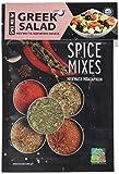 Biodinami Gewürzmischungfür griechische Salat - Spice mix for Greek Salad 35g, 5 Stück