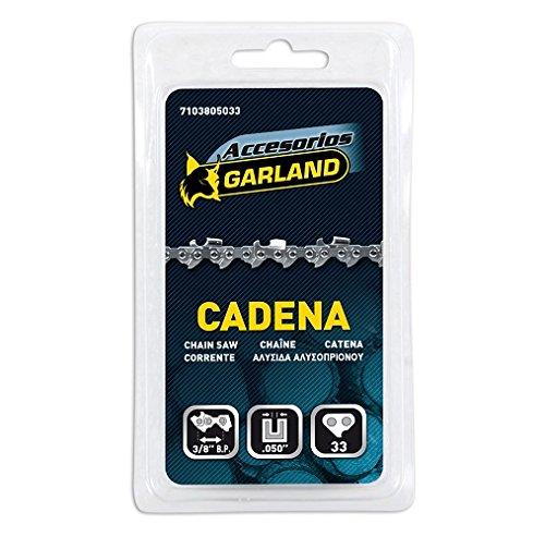 Garland - Cadena 3/8' bajo perfil 0,050' 33 eslabones