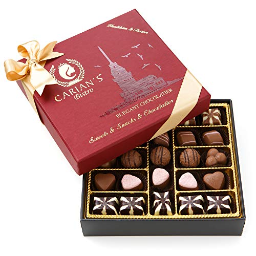 Bistro Luxury Chocolate Box