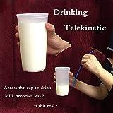 Enjoyer Milk Cup Gimmick Milk Disappear Magic Tricks Close-up Bar Street Magic Props Magician Accessories