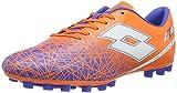 Lotto Sport LZG VIII 700 HG28, Scarpe da Calcio Uomo, Arancione (Fant FL/Wht), 42 EU