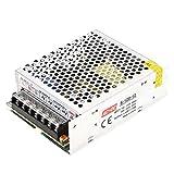 Tomshine スイッチング電源 AC100-120V AC200-220V → DC12V 10A 120W 2CH 直流安定化電源 電源供給ドライバー LEDストリップライト