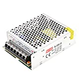 Tomshine 10A 120W 2CH Transformador de Voltage Alimentación de Interruptor, Conductor del LED Fuente de Alimentación, AC100-120V, AC200-220V, DC12V, Driver para Tira LED Cadena de Luz
