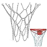 Schneespitze Basket Ball Net Red de Baloncesto de Acero galv
