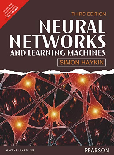 Neural Networks And Learning Machines, 3Rd Edn