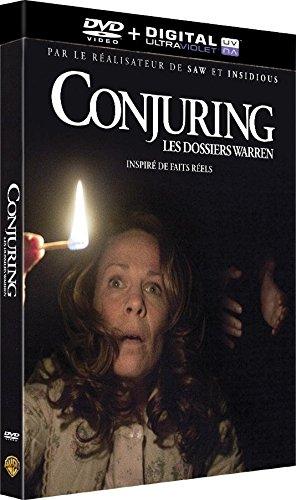 Conjuring : les dossiers Warren - DVD + DIGITAL Ultraviolet