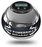 Powerball Attrezzo per Potenziamento Avambracci, Mani e Braccia