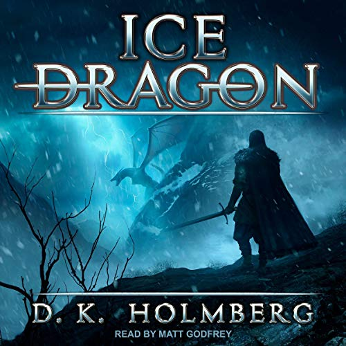 Ice Dragon: Dragon Misfits Series, Book 1