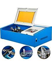 VEVOR USB CO2 Laser Graveermachine 40W Laser Graveermachine 300x200mm Laser Cutting Machine CO2 Laser Graver voor hout metaal