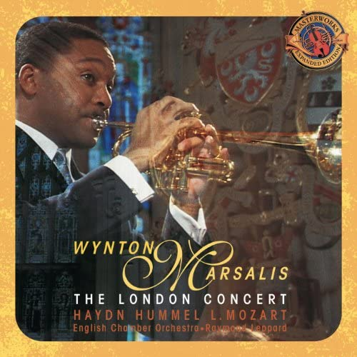 Wynton Marsalis, English Chamber Orchestra, Raymond Leppard