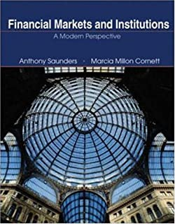 Financial Markets and Institutions: With Enron PowerWeb AND Standard and Poor's Educational Version of Market Insight