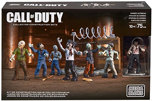 Call of Duty: Asalto Zombie  Mega Bloks