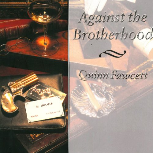 Against the Brotherhood audiobook cover art