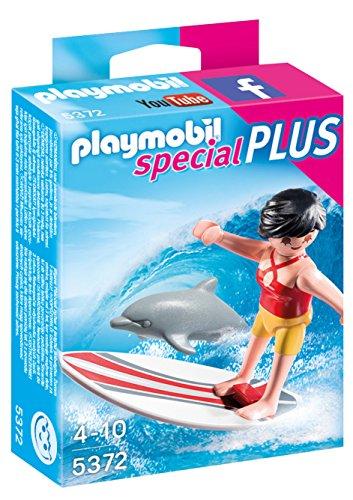 PLAYMOBIL: Surfista con Tabla de  53720
