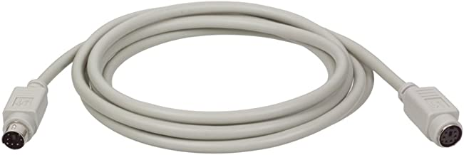 Tripp Lite PS/2 Keyboard or Mouse Extension Cable (Mini-DIN6 M/F) 6-ft.(P222-006)