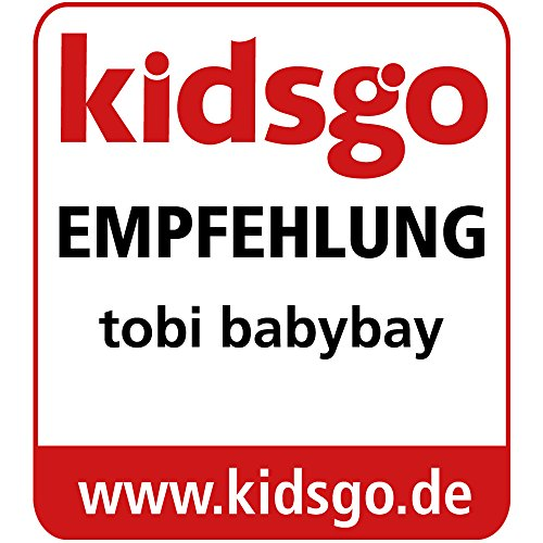 Babybay - Baby-Bettchen boxspring | Natur unbehandelt | 54 x 96.5 x 95 cm