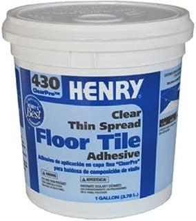 Henry, WW Company 12098 12098 GAL #430 Vinyl Adhesive