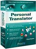 Personal Translator 14 Standard - Linguatec Sprachtechnologien