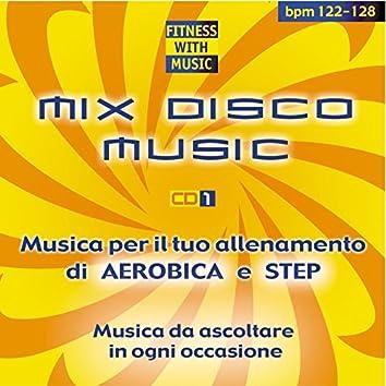 Mix Disco Music, Vol. 1