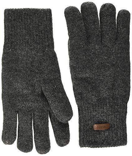 Barts Herren Haakon Glove Handschuhe, Grau (Charcoal 0021), X-Large (Herstellergröße: L/XL)