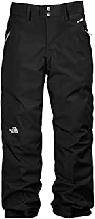 The North Face Girl's Derby TNF Black Winter Pants Size L 14-16