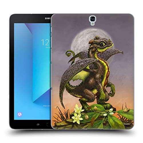 Head Case Designs Officially Licensed Stanley Morrison Avocado Green Dragons 2 Hard Back Case Compatible with Samsung Galaxy Tab S3 9.7