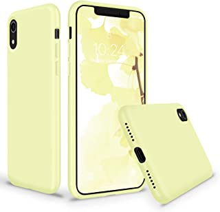 light yellow phone case