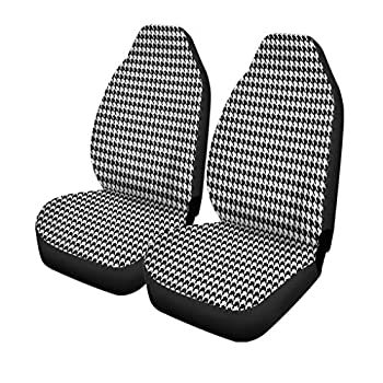Best houndstooth seat cover Reviews