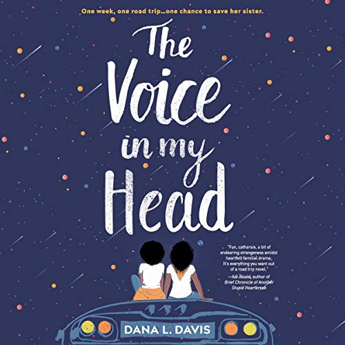 The Voice in My Head audiobook cover art