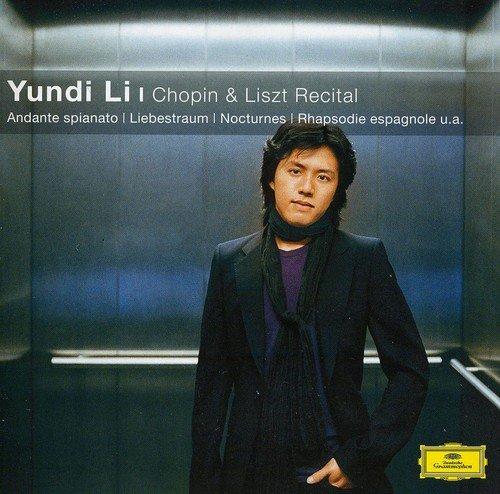 Yundi Li-Chopin und Liszt (Cc)