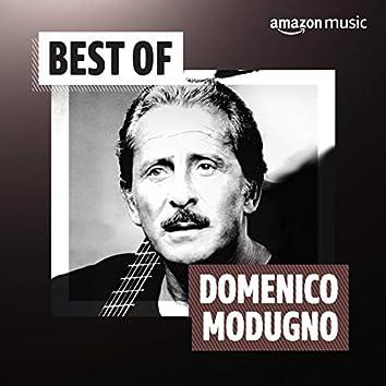 Best of Domenico Modugno