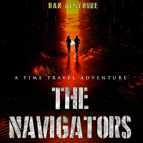 The Navigators audiobook cover art