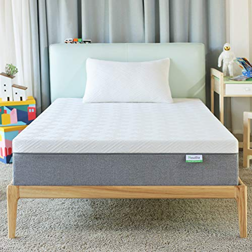 Novilla 12 inches Memory Foam Mattress