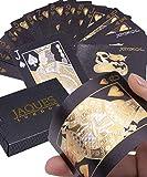 Jaques of London Deluxe Wasserfeste Spielkarten Ideal für die Familie kartenspiele , Berufsausweise...
