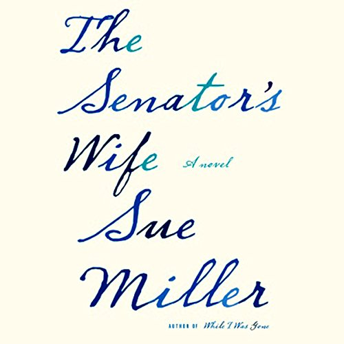 The Senator's Wife audiobook cover art