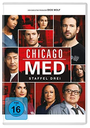 Chicago Med - Staffel 3 [5 DVDs]