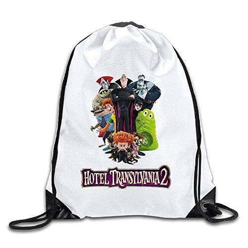haaut 2015Funny Movie Hotel Transilvania 2Puerto bolsa cordón mochila,...