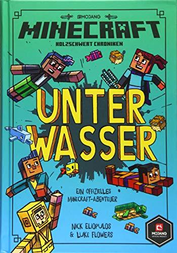 Minecraft Erster Lesespaß - Unter Wasser: Ein offizielles Minecraft-Abenteuer
