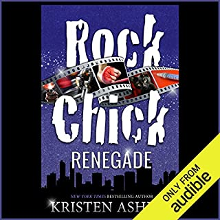 Rock Chick Renegade audiobook cover art