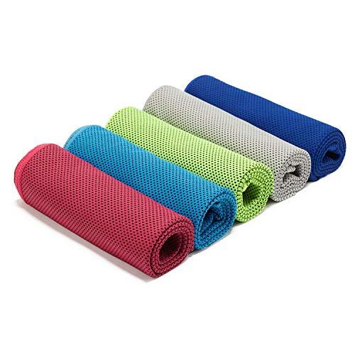 Cooling Handtuch für sofortige Erleichterung Cool Bowling Fitness Yoga