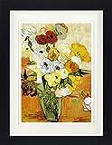 1art1 Vincent Van Gogh - Stillleben Mit Japanischer Vase,